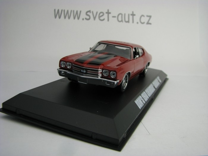 Chevrolet Chevelle SS 1970 Doms 1:43 Greenlight