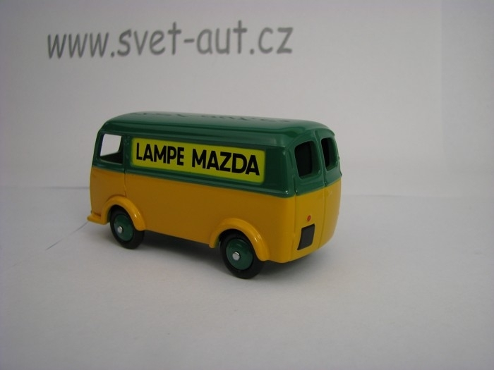 Peugeot D3 A3 Lampe Mazda Dinky Toys