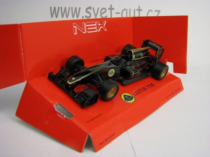 Lotus T125 Black 1:32-36 Welly