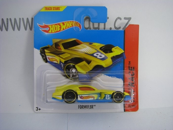Hot Wheels 2014 Formul8R HW Race 5785 153/250