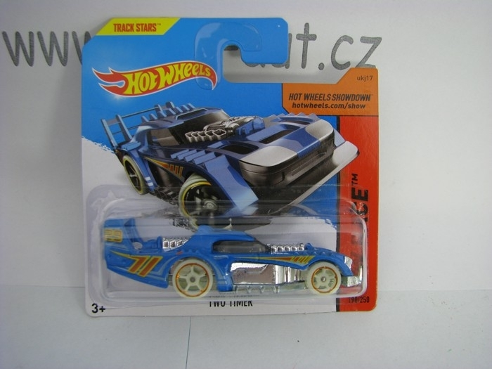 Hot Wheels 2014 Two Timer HW Race 5785 190/250