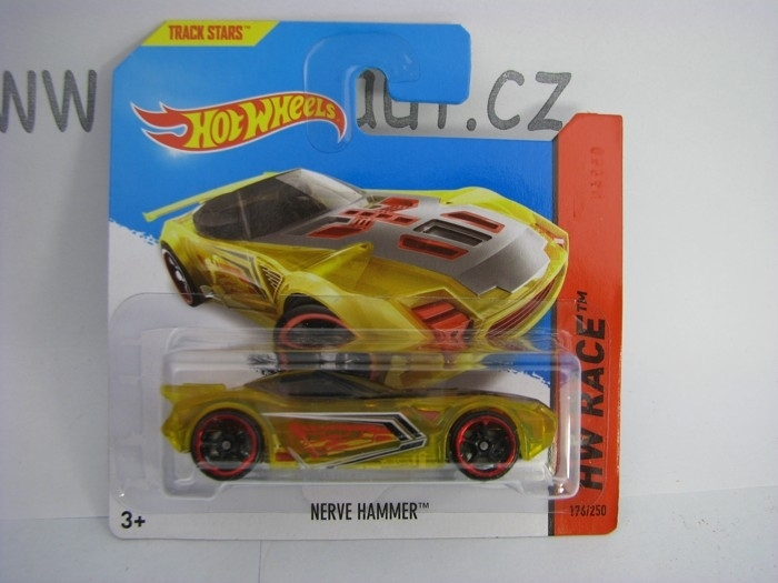 Hot Wheels 2014 Nerve Hammer HW Race 5785 176/250