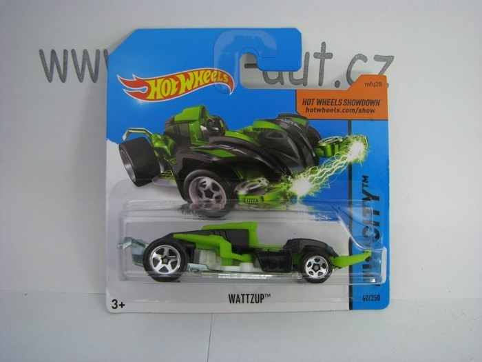Hot Wheels 2014 Wattzup HW City 5785 60/250