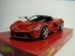 Ferrari LaFerrari 1:24 Hot Wheels Matel