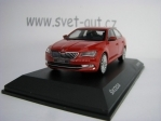 Škoda Superb III Corrida Red 1:43 i Scale