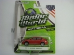 Dodge Dart GT 2013 Red Motor World 1:64 Greenlight