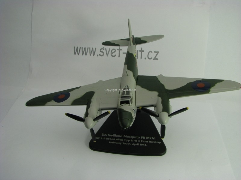 Letadlo DeHavilland DH98 FB MkVI Mosquito 1:72 Oxford