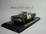 Dodge Monaco 1975 Bluesmobile 1:43 Greenlight