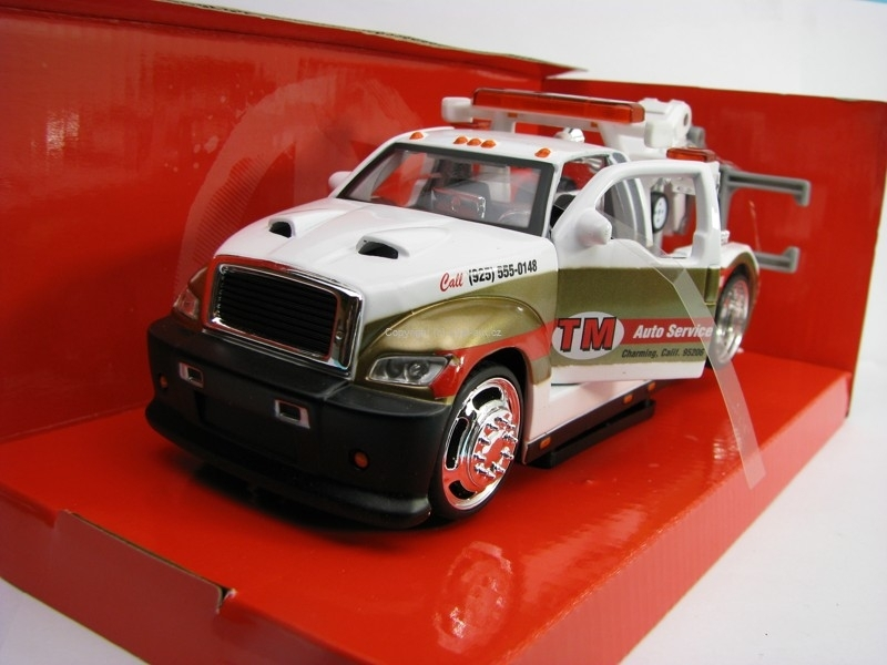 Ford F350 Tow Truck TM Sons of Anarchy 1:24 Maisto