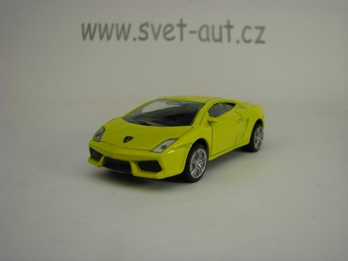 Lamborghini Gallardo Yellow model Siku 1317