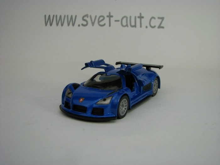 Gumpert Apollo Blue model Siku 1444