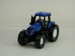 Traktor New holland T 8.390 model Siku 1012
