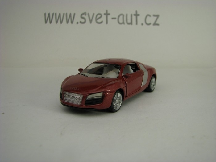Audi R8 Purple model Siku 1430