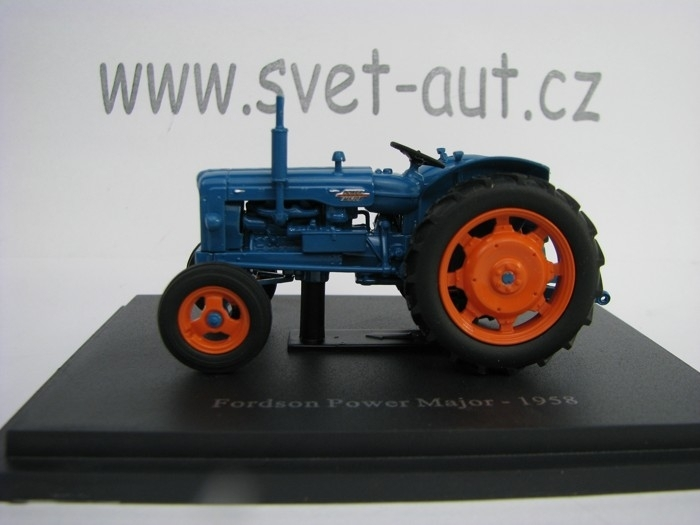 Traktor Fordson Power Major 1958 1:43 Universal Hobbies