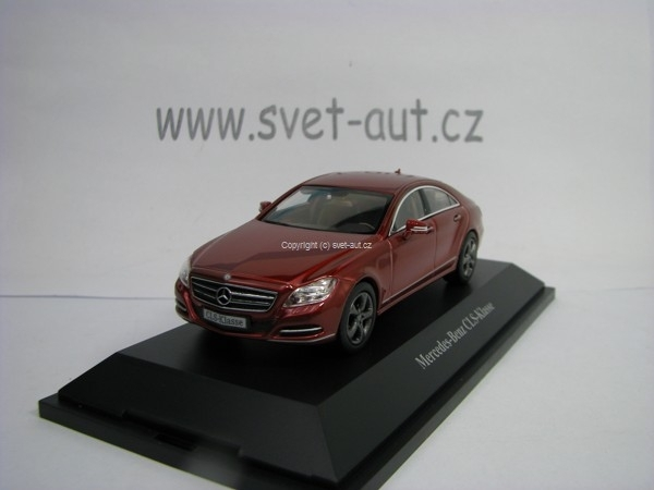 Mercedes-Benz CLS-Klasse Brown 1:43 Norev