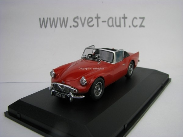 Daimler SP250 Royal Red 1:43 Oxford
