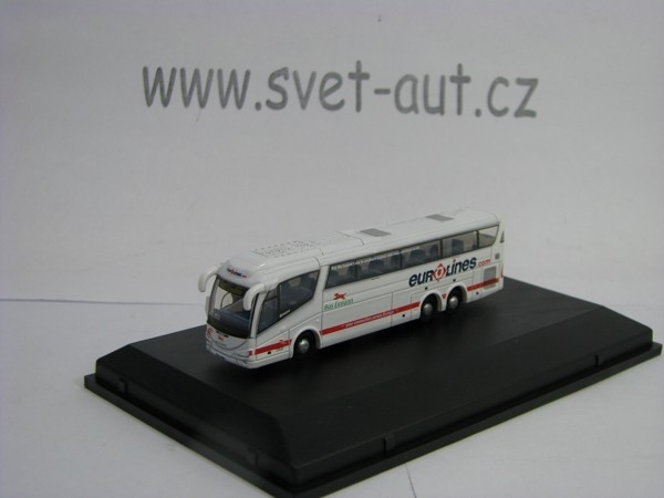 Scania Irizar Bus Eurolines 1:148 Oxford