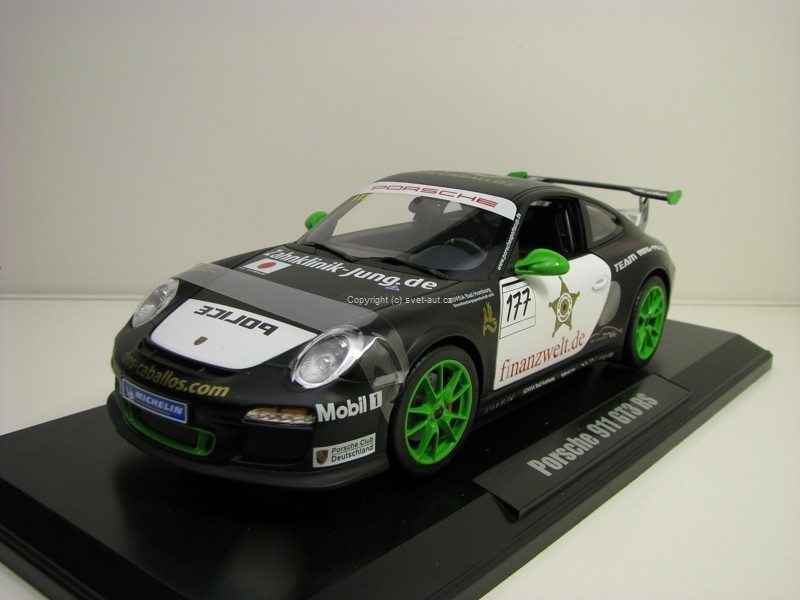 Porsche 911 GT3 RS No.177 Team Ring-Police 1:18 Norev