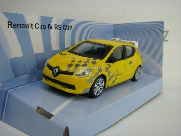 Renault Clio IV RS Cup Yellow 1:43 Mondo Motors