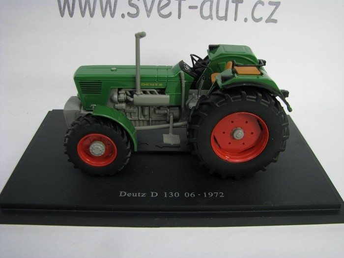 Traktor Deutz D 130 06 1972 1:43 Universal Hobbies