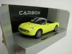 Ford Thunderbird Cabrio yellow 1:43 Carbox