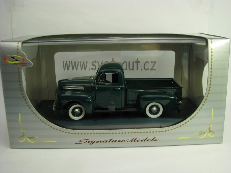 Ford F-1 Pickup 1948 Green 1:32 Signature Models