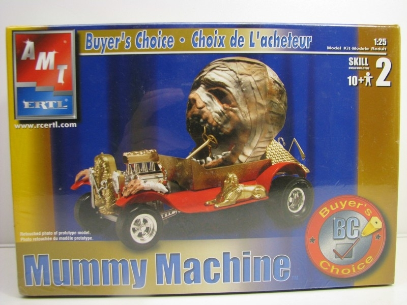 Mummy Machine stavebnice 1:25 Ertl - AMT