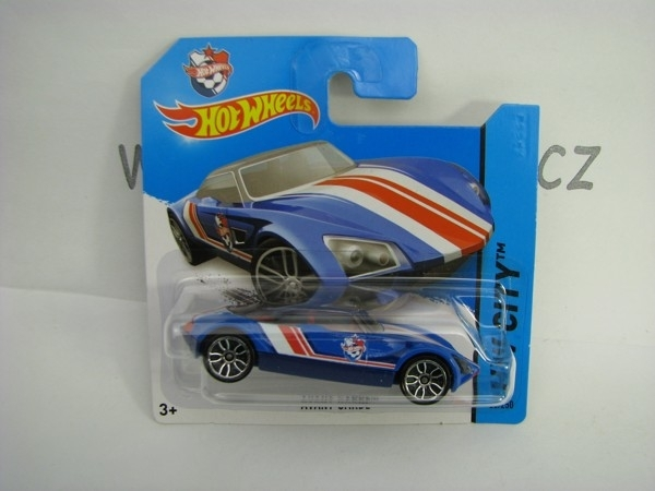 Hot Wheels 2014 Avant Garde HW City 5785 20/250