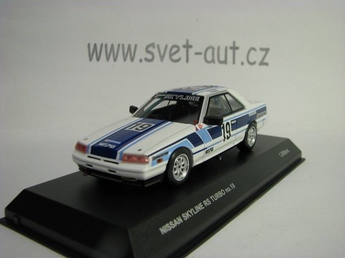 Nissan Skyline RS Turbo 1985 No.19 1:43 Kyosho