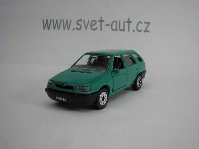 Škoda Felicia Combi Green 1:43 unknown China