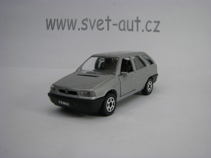 Škoda Felicia Combi Silver 1:43 unknown China