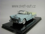 Chevrolet Bel Air Open Convertible 1955 Blue Creme 1:43 Vitesse