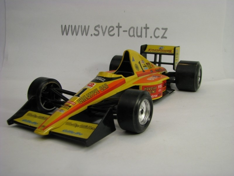 Formule Pacific Grand Prix No.1 Elf 1:24 Bburago Italy Bazar
