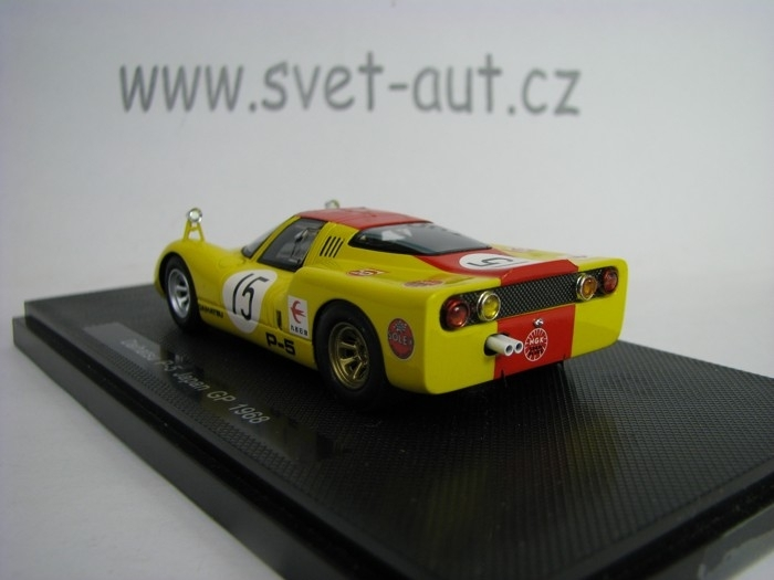 Daihatsu P-5 No.15 Japan GP 1968 1:43 Ebro Racing