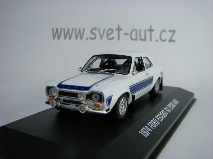 Ford Escort RS 2000 MKI 1974 1:43 Greenlight