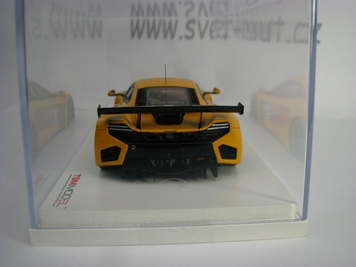 McLaren MP4-12C GT3 No. 59 1:43 TSM True Scale Models