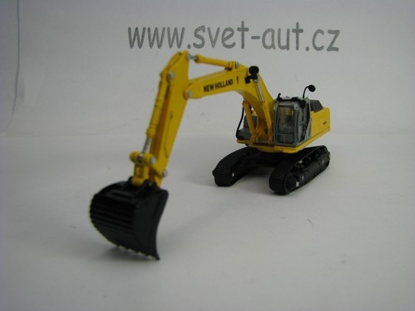 New Holland E485B pásový bagr 1:87 Atlas
