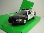 Ford Crown Victoria 1999 Police 1:24 Welly