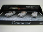 Mercedes 300SL Classic Collection Tri-pack 1:87 Cararama
