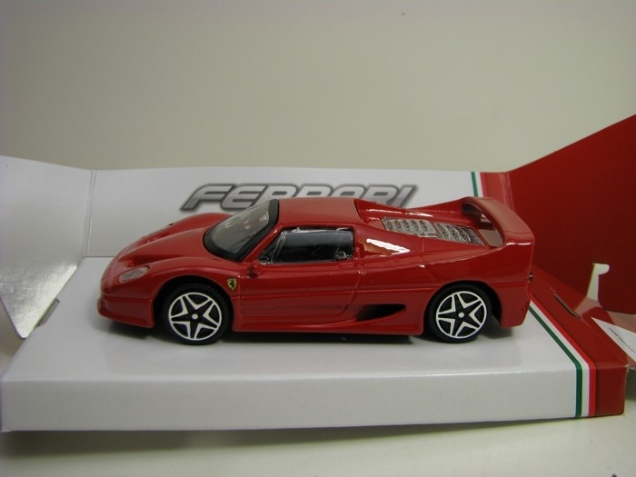 Ferrari F50 1:43 Race & Play Bburago