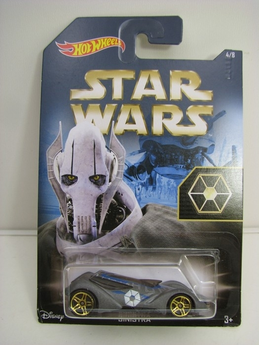 Hot Wheels Star Wars Sinistra