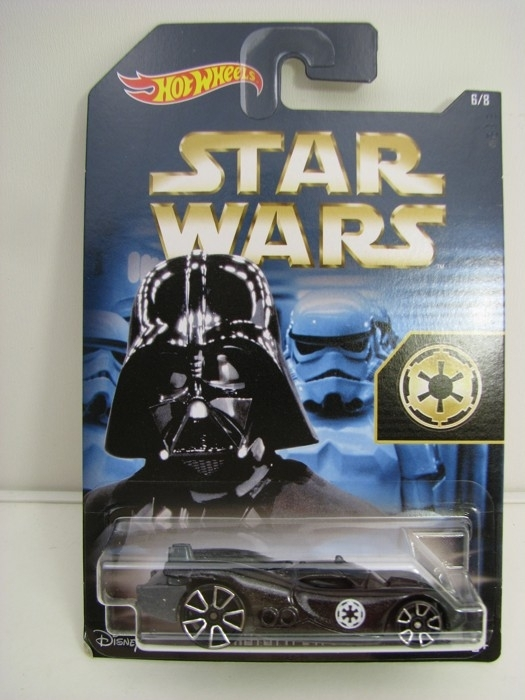 Hot Wheels Star Wars Prototype H-24