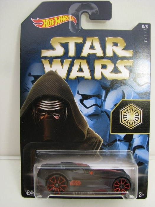 Hot Wheels Star Wars Ettorium