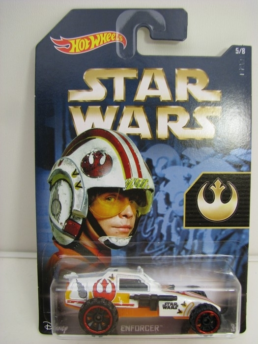 Hot Wheels Star Wars Enforcer