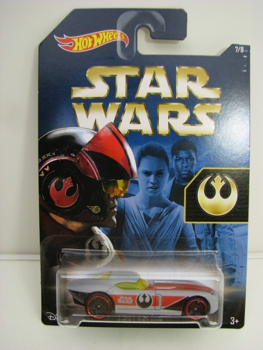 Hot Wheels Star Wars Fast Felion