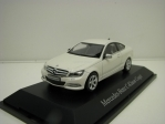 Mercedes-Benz C-Classe Coupé White 1:43 Norev