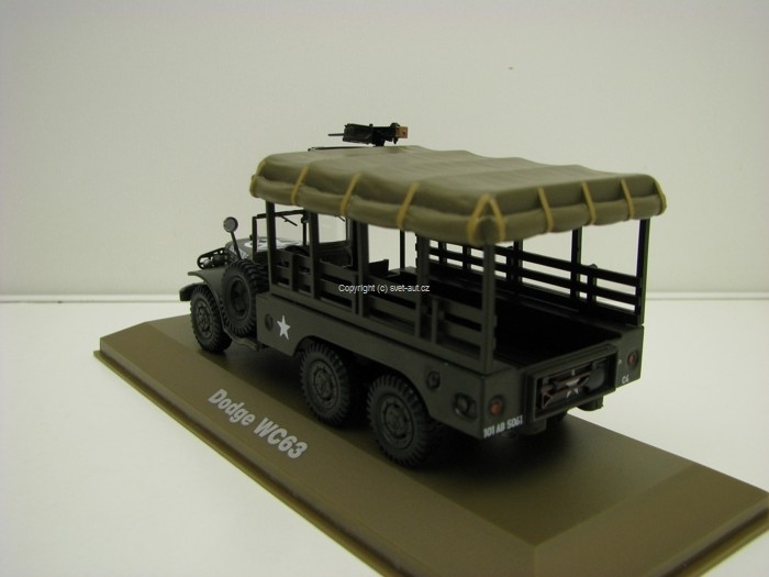 Dodge WC63 1944 1:43 Atlas Edition