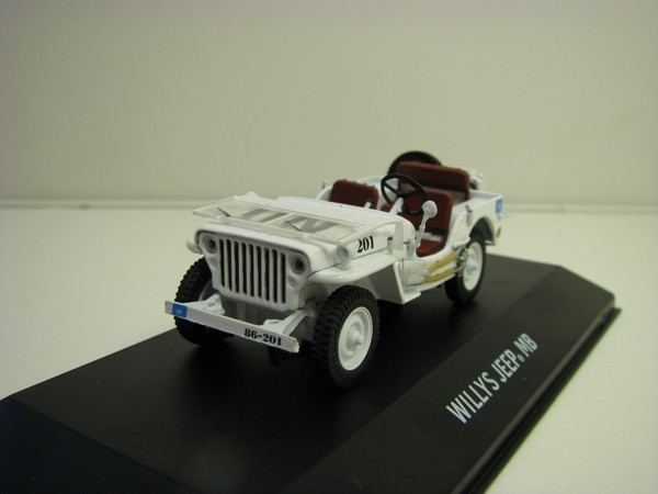 Jeep Willys MB UN 1:43 Greenlight