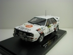 Audi Quattro A2 No.9 Eklund 1000 Lakes Rally 1983 1:18 Sunstar
