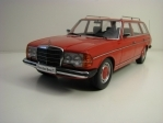 Mercedes-Benz S123 250T Estate Red 1:18 KK Scale